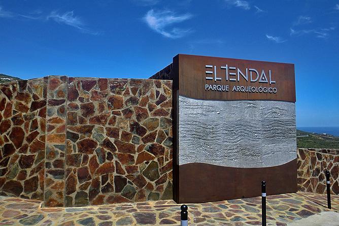 """Archäologischer Park """"El Tendal"""""""