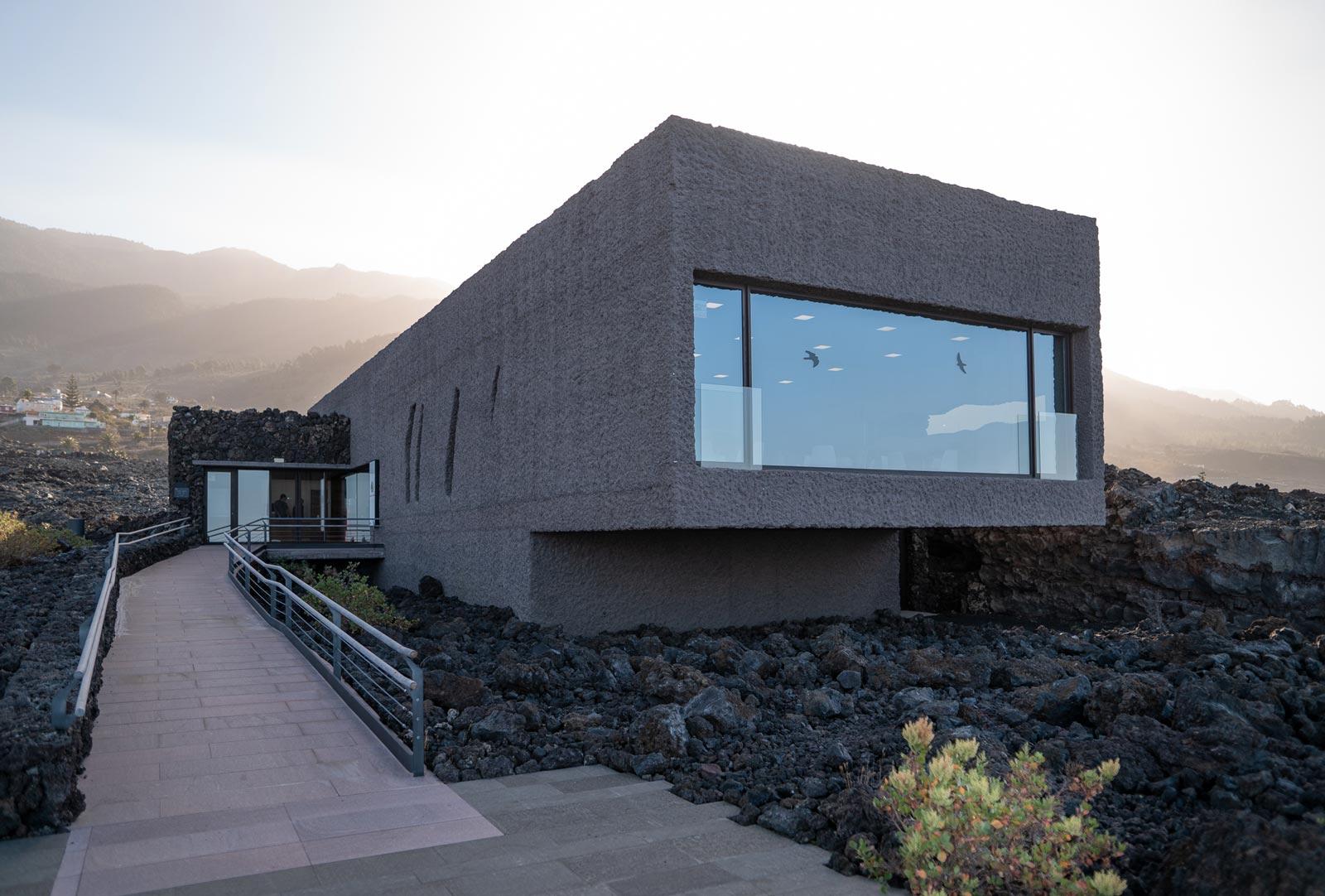 Centro de Interpretación de las Cavidades Volcánicas Caños de Fuego y Cueva de Las Palomas